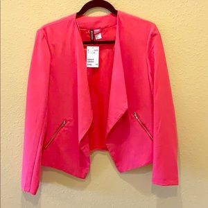 Pink Business Casual/Night Out Blazer